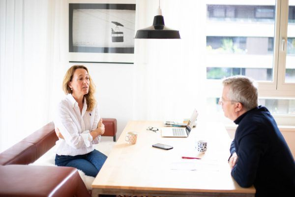Judith Reichart im NEUE-am-Sonntag-Interview.Hartinger