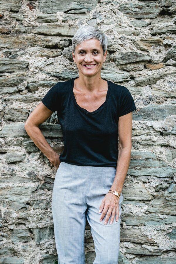 Referentin Verena Florian (l.) und Referatsleiterin Tanja Kopf.VIEW/Jennifer Vass, Land Vorarlberg/Serra