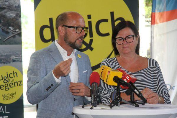 Stadträtin Annette Fritsch ist verärgert.vol.at/mayer