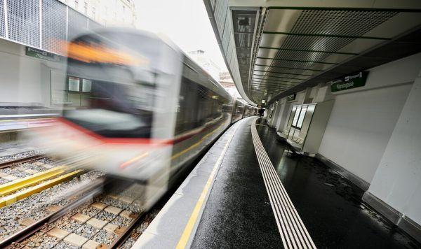 Vorbeidonnernde U-Bahn-Züge können dem Musikvereinssaal nichts anhaben. APA