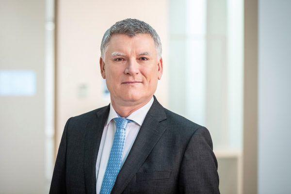 Zumtobel-CEO Alfred Felder.Zumtobel